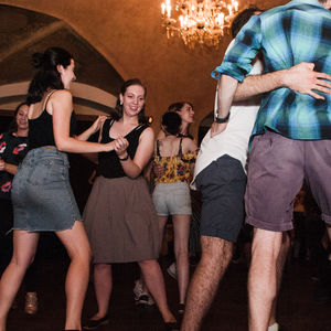 FRINGE CLUB: MIDNIGHT CEILIDH